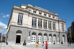 Teatro Campoamor, Oviedo, Asturias
