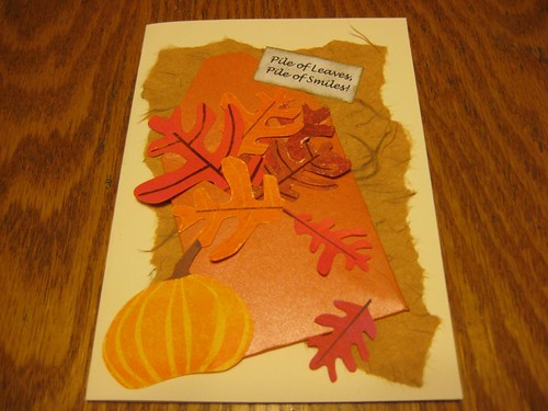 There Is No Place Like Home Homemade Card