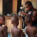 Benin - TV Repair