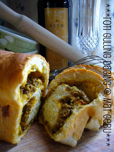 Roti Gulung Daging