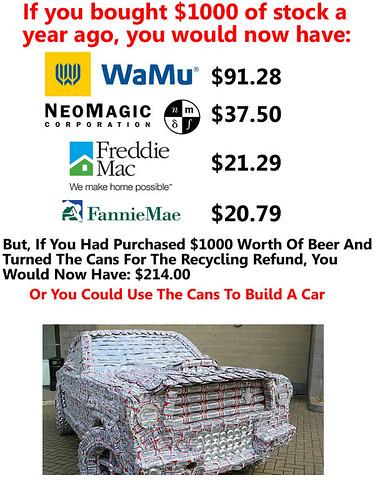 $1000 Of Stock by sandossu.