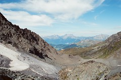 Looking Back on the Haute Route (IggyRox) Tags: switzerland valais montfort hauteroute coldelachaux