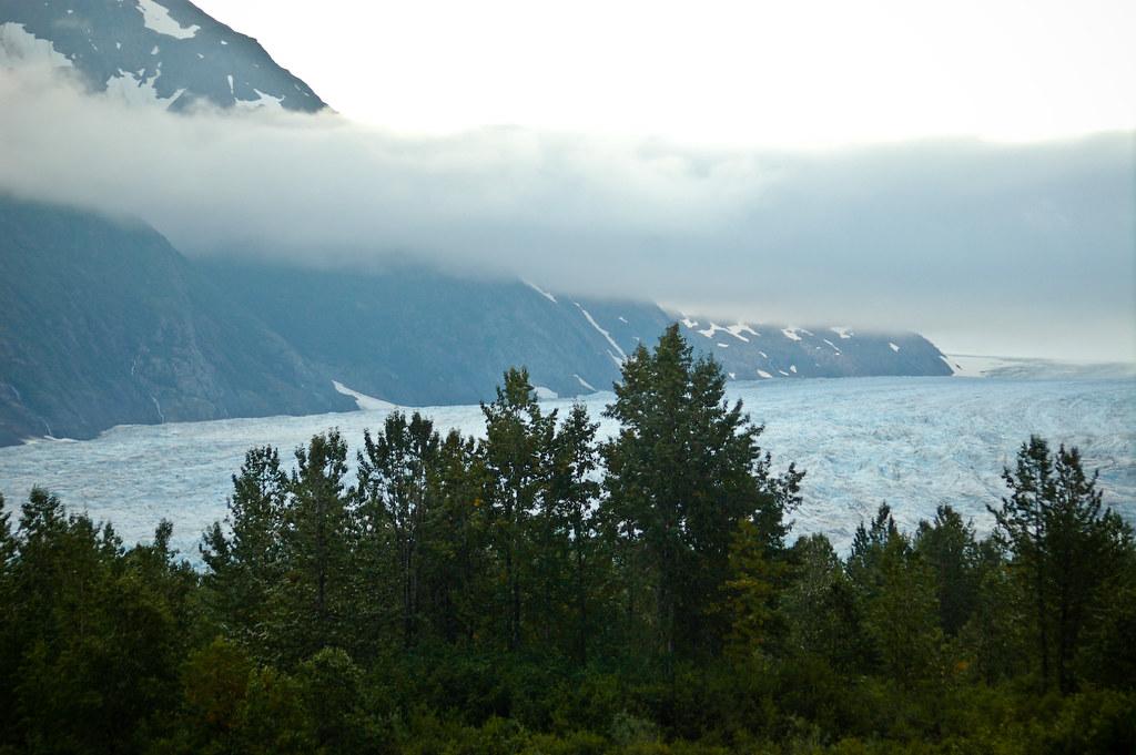 Portage Glacier 1