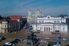 Centre of Sofia