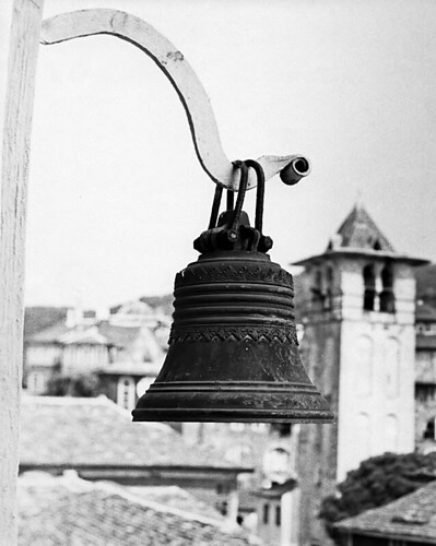 Bell at Vatopediou Monastery