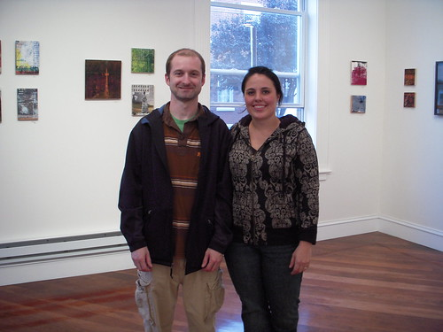 Chris Clark, Janel Frey at Proximity Gallery