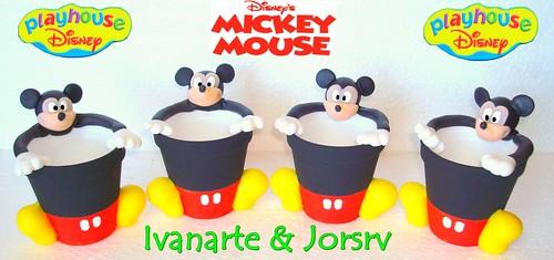 golosineros mikey mouse  -  www.ivanarte.es.tl por ti.