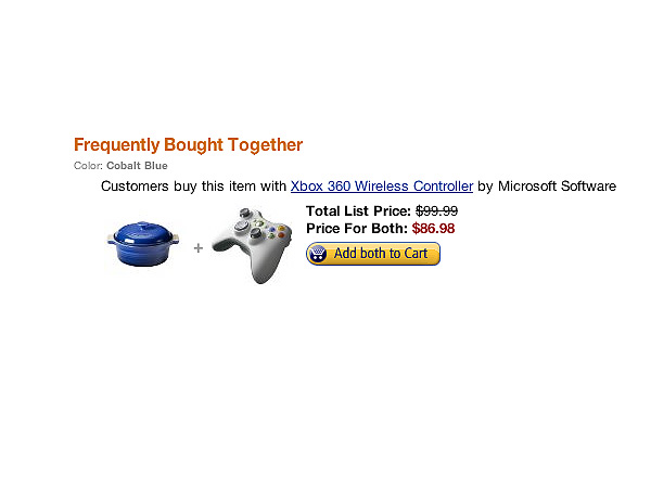 Frequently bought together