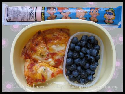 Bento #37 - Pizza Day