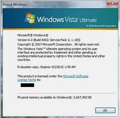 How To Update Windows Vista Service Pack 1 to SP2