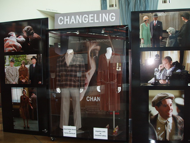 Changeling Movie costumes at Arclight by jasoninhollywood
