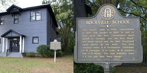 Rockville School 1