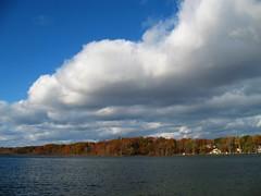 Stratacumulus Clouds