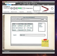 Balsamiq Mockups For Desktop - * New Mockup