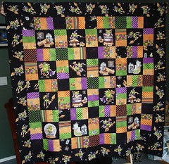 Spellbound Quilt Top