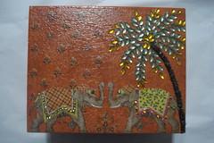 cx elefantes (J artes em e.v.a.) Tags: country pintura mdf pedrarias