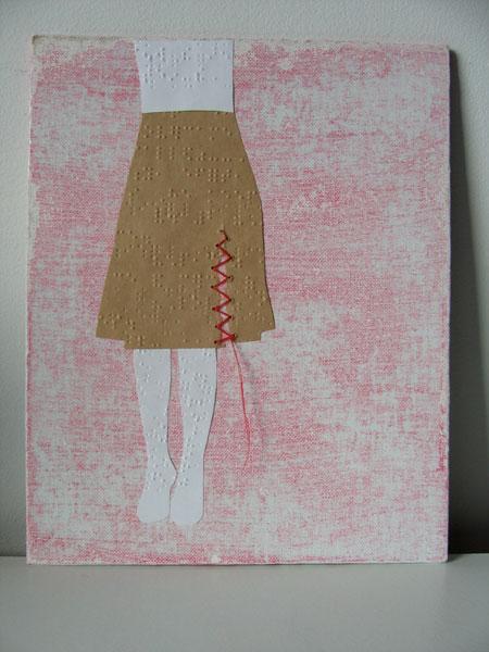 mend: dress