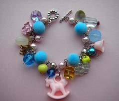 50s charm bracelet!