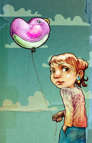 balloon por você.