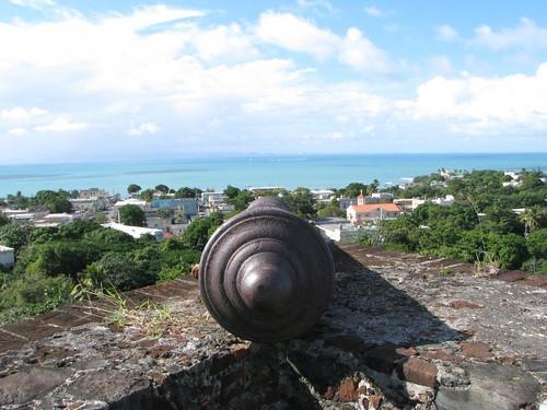 El Fortin Conde de Mirasol Vieques Puerto Rico