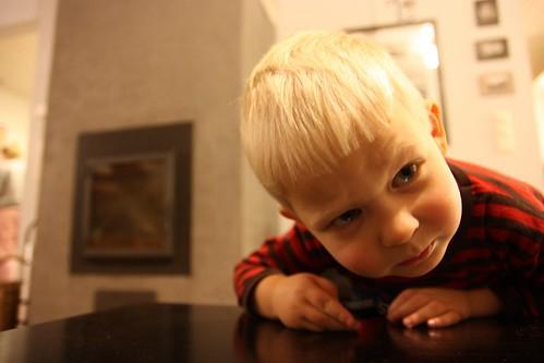 Self Portrait by Niilo