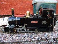 Rebecca (Gwyn Lishman) Tags: garden railway gauge narrow whinlatter sm32