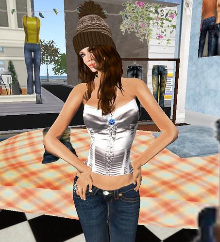 Clover lola corset