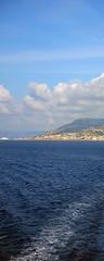 Blue (Amersill  Valentina Blasi) Tags: sea italy boat barca italia mare ship nave mari sicily calabria sicilia messina reggio traghetto stretto