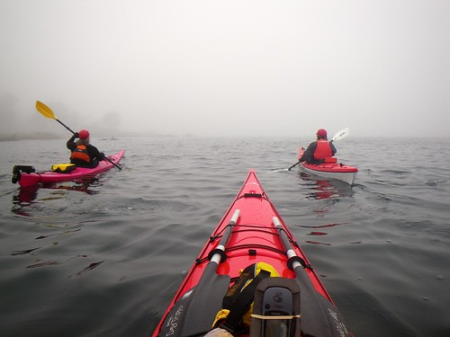 The Fog. Flickr Photo Credit: spuzzum42