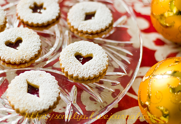 Window-pane cookies
