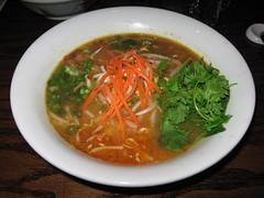 Kampuchea Restaurant: Bwah moun