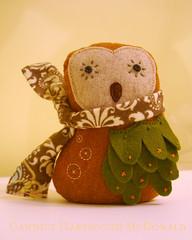 frank the owl
