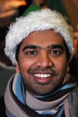 Random Portrait (Surely Not) Tags: christmas portrait scotland nikon edinburgh fayre d300 ethical sb800 yourphototips