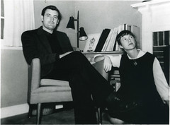 Sylvia Plath and Ted Hughes (Faber Books) Tags: photo poetry archive books ephemera photograph poems author 20thcentury hughes poets sylviaplath faber plath tedhughes faberandfaber faberfaber