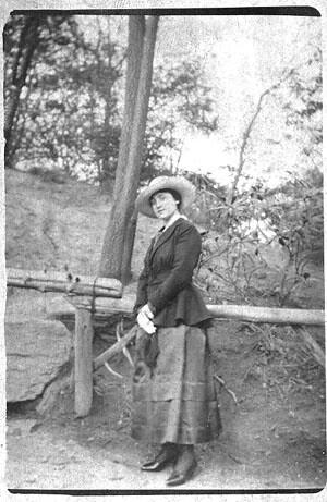 Gertrude D'Ippolito, c. 1920