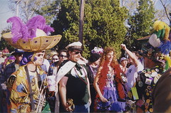 Dreux Regal Bear 2000 (Infrogmation) Tags: bear 2000 beth neworleans mardigras gentilly dreux mikeyb kreweofdreux