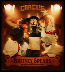 Britney Spears - GMA (netmen.) Tags: morning america good circus britney blend speas netmen