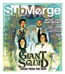 Submerge: January/February 2009 (Lauren Wiest) Tags: metal doom giantsquid submerge grayceon giantsquidneednewpics