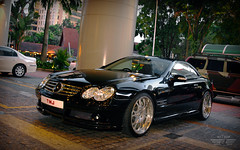 FAB Design AM 1000 (anType) Tags: car am singapore sl exotic 600 malaysia mercedesbenz kualalumpur 500 tuner 55 tuning luxury supercar 1000 johor 65 amg tmj v12 tuned slclass fabdesign grandtourer am1000 automobilmanufactur