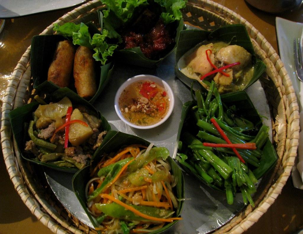 Cuisine kmer - Angkor Palm Restaurant
