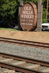 20090626 Old Mills Winery
