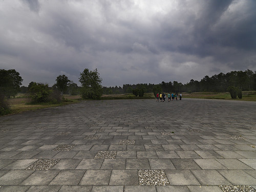 Bergen-Belsen Concentration Camp, Germany