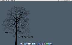 Desktop of the day thingy (HappySnail) Tags: desktop mac flurry
