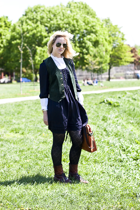 At The Park, Street Fashion @ Trinity Bellwoods Park, Toronto