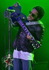Lenny Kravitz - Voodoo Music Experience - New Orleans, LA - Nov 2009