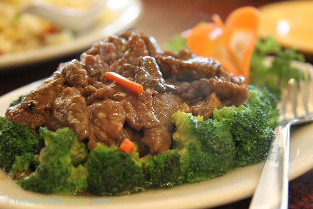 Luk Yuen Sliced Beef with Broccoli