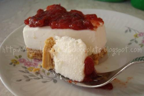 Cheesecake a freddo