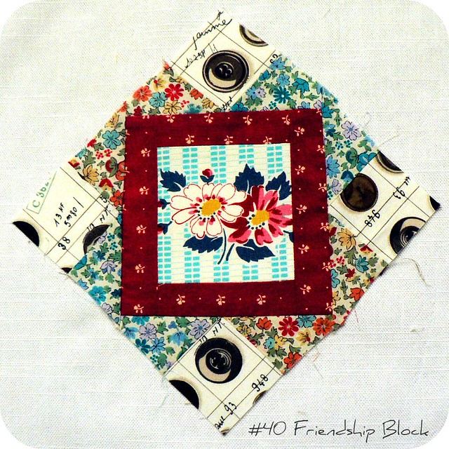 #40 Friendship Block