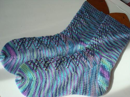 FO Pagoda Lace Socks 001