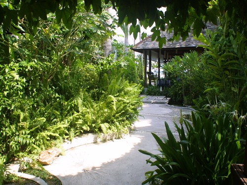サムイ島-Baan Haad Ngam Boutique Resort-path0004